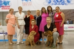 World Dog Show 2016, Наш фуршет / Our Party